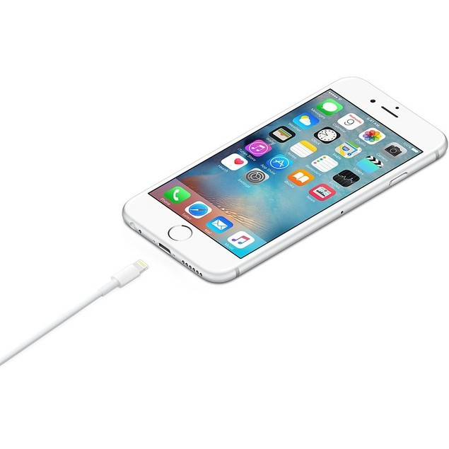 Apple Original Lightning To USB Cable MD818AM/A For iPhone