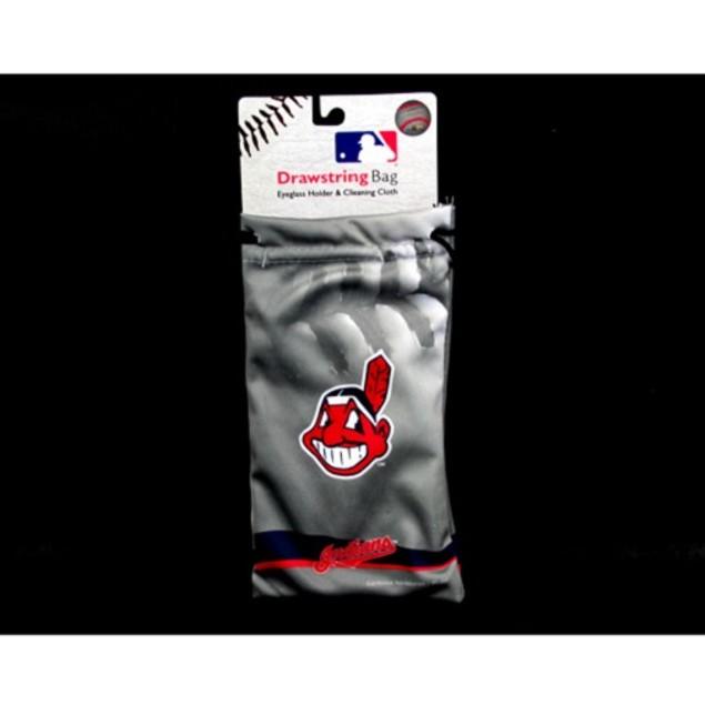 Cleveland Indians MLB Microfiber Glasses Bag