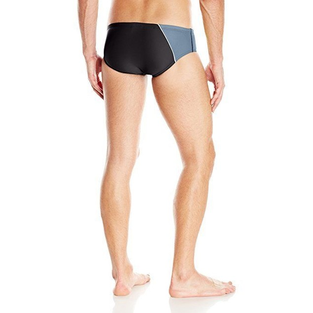 Speedo Men's PowerFLEX Eco Revolve Splice Brief Sz: 36