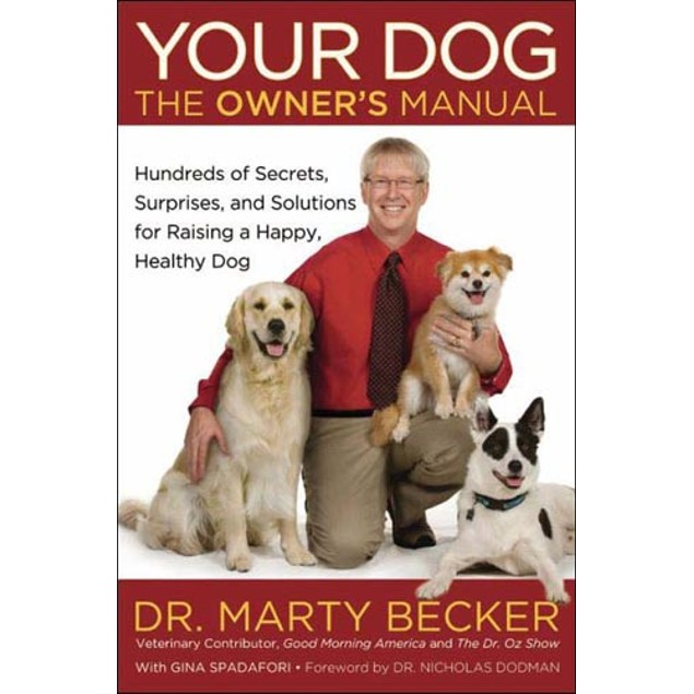 Your Dog: The Owners Manual Book, Assorted Dogs by Grand Central Publishing