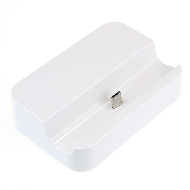 Universal Micro USB Charging Syncing Docking Station Dock for Cell Phone
