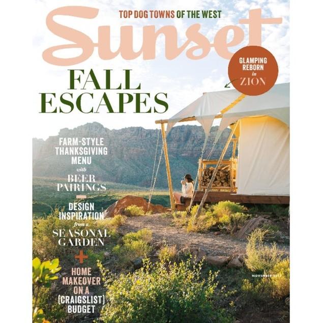 Sunset Magazine Subscription