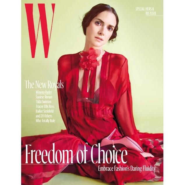 W Magazine Subscription