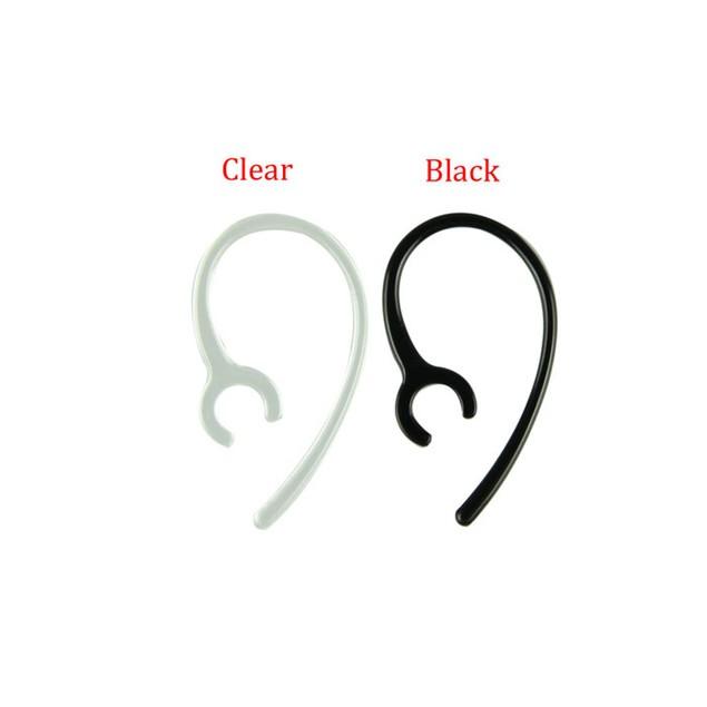 Universal Headset Earloops EarClips EarHook Ear Loop Hook Clip for Blu