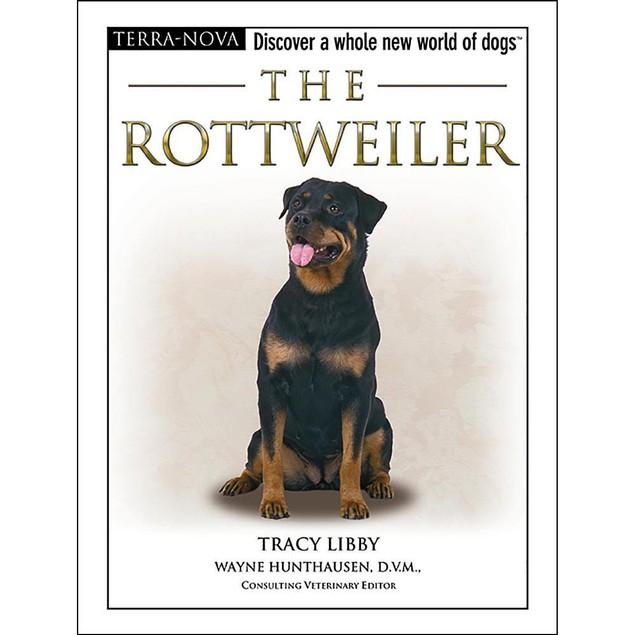 Terra Nova Rottweiler Book, Rottweiler by TFH Publications