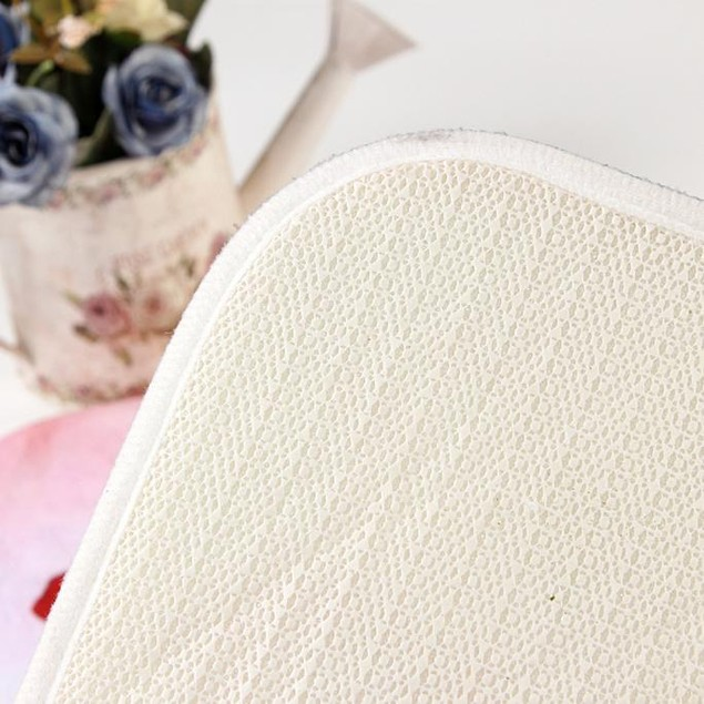 Dogs Door Kitchen Carpets Memory Foam Bathroom Absorbent Non-slip Mat