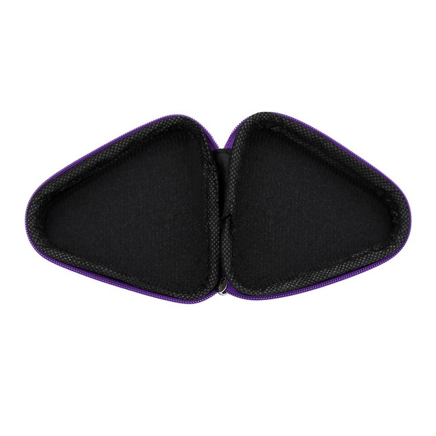 For Fidget Hand Spinner Triangle Finger Toy Focus ADHD Autism Box Case