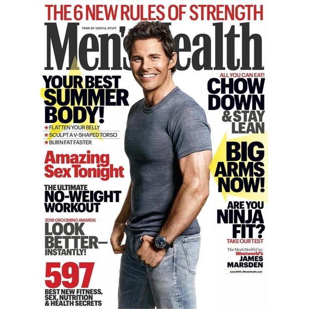 Men's Health Magazine Subscription