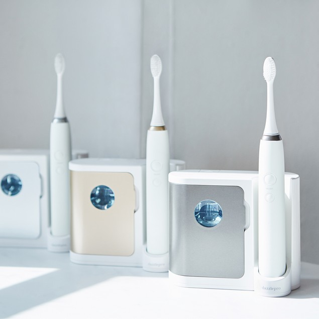 Elements Sonic Toothbrush with UV Sanitizing Charging Base
