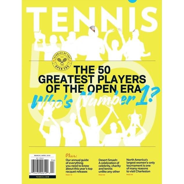 Tennis Magazine Subscription