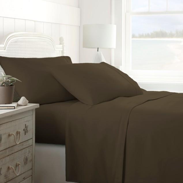 Urban Loft Luxury Performance 4 Piece Bed Sheet Set