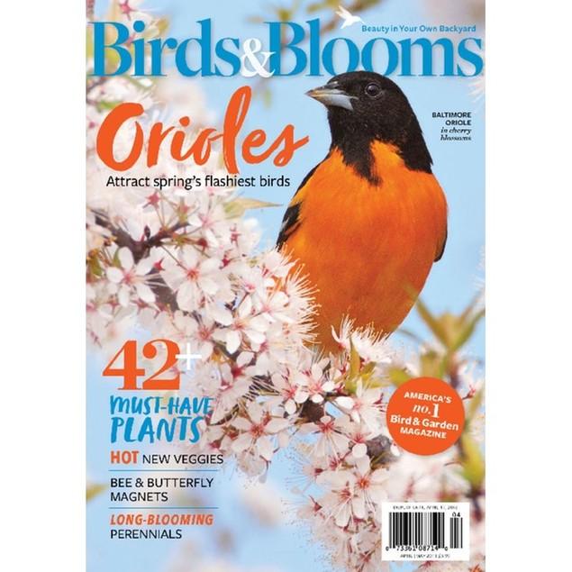 Birds & Blooms Magazine Subscription