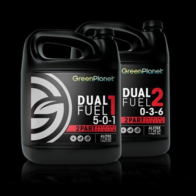 Dual Fuel Part B 10 Liter