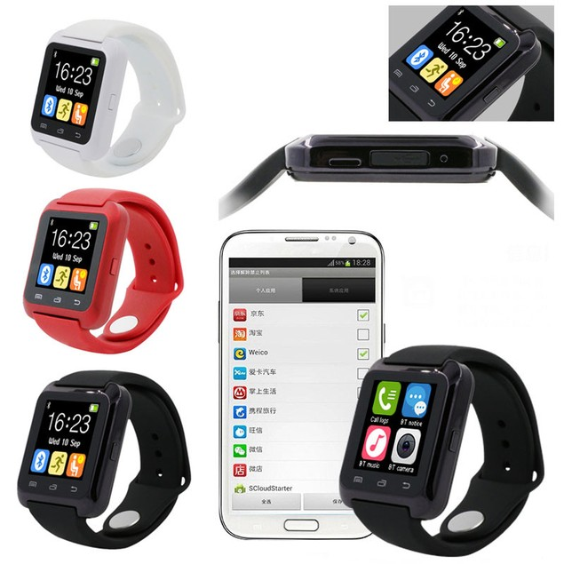 Smart Wrist Watch Pedometer Healthy for iPhone LG Samsung PHONE