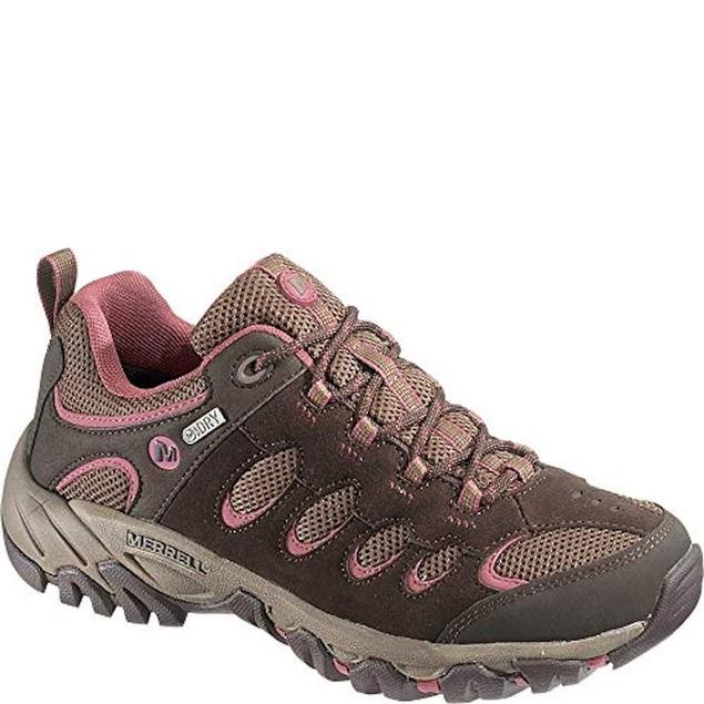 Merrell Women's Ridgepass Waterproof Hiking Shoes J241631C SIZE 5 (22C