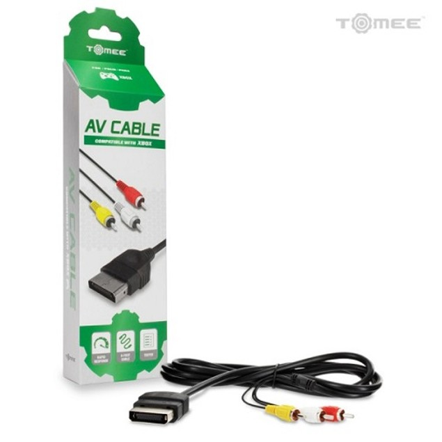Xbox AV Cable - Tomee