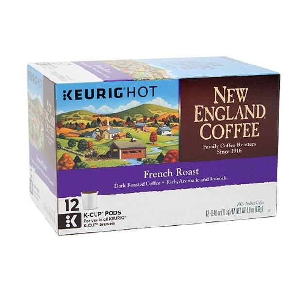 New England Coffee French Roast Keurig K Cup