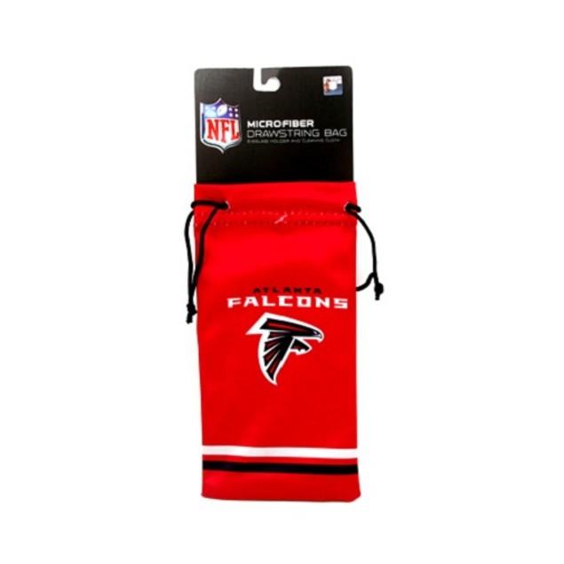 Atlanta Falcons NFL Microfiber Glasses Bag