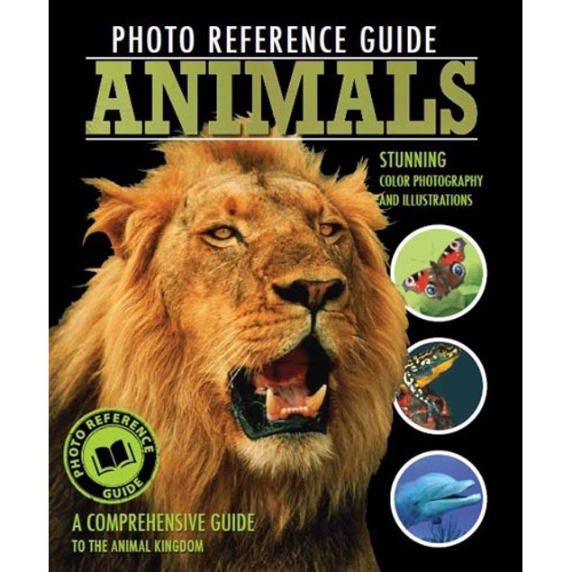 Animals: Photo Reference Guide, Wildlife by Parragon Books