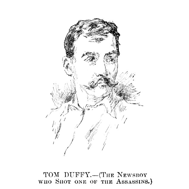 New Orleans: Mafia, 1890. /Ntom Duffy, The Newsboy Who Shot One Of The Assa