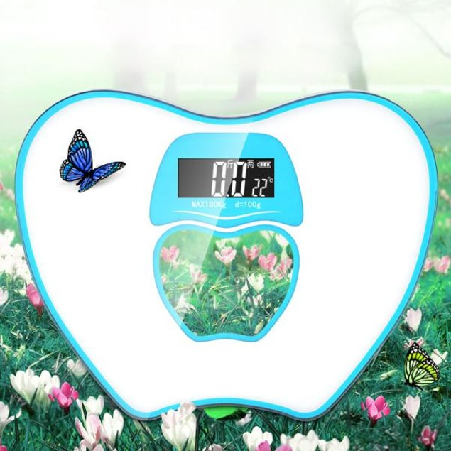 180kg Digital Electronic Bathroom Scale Health Weight Blance Body Scale