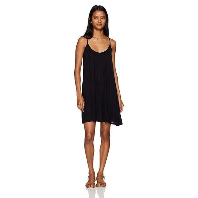 Volcom Women's Starry Flite Dress, Black,  SZ XS