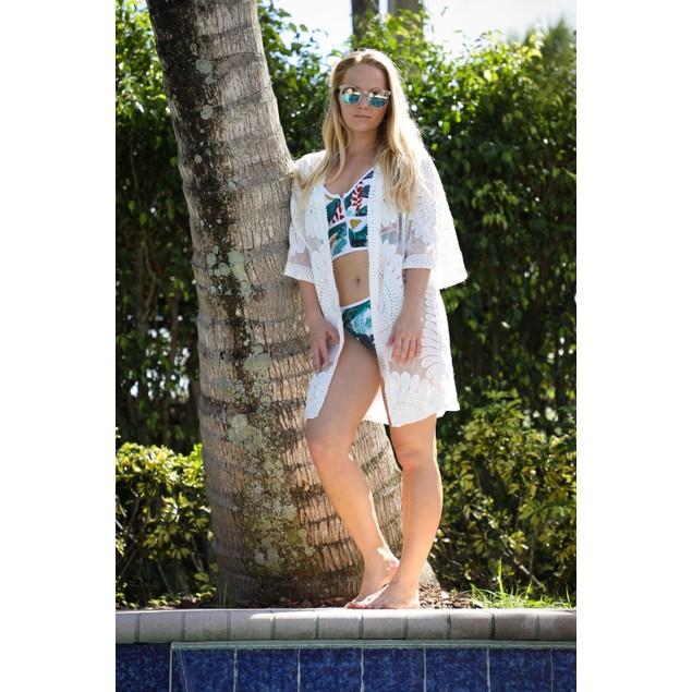 Palm Pattern Bikini