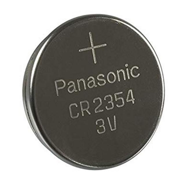 Panasonic CR2354 3-Volt Lithium Coin Cell Batteries (5 Batteries)