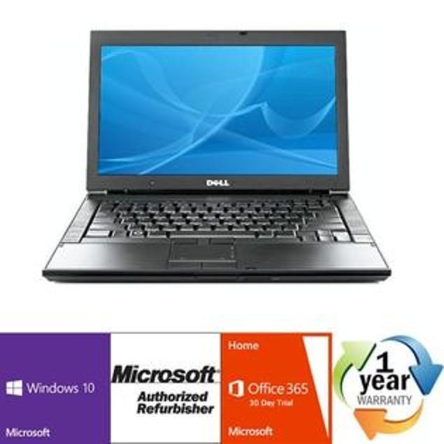 """Dell 14"""" Latitude E6400 Laptop, C2D 2.4Ghz, 4GB, 160GB, Win 10 (Grade A)"""