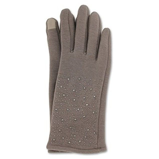 2-Pack Jack & Missy Studded Fleece Texting Gloves