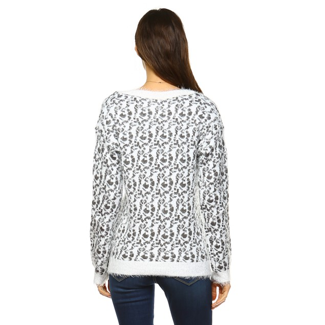 Leopard Print Sweater - 6 Colors