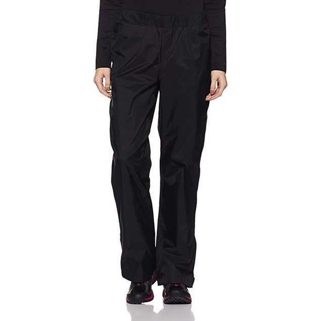 Columbia Women's Storm Surge Pant, Black,  sz Medium