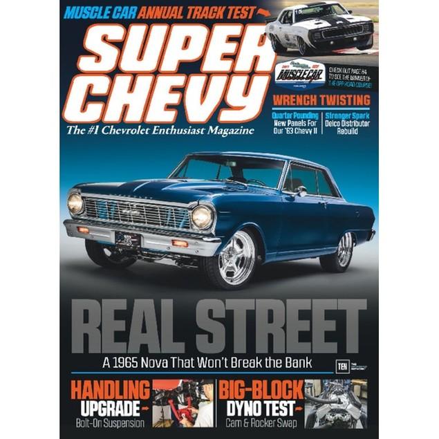 Super Chevy Magazine Subscription