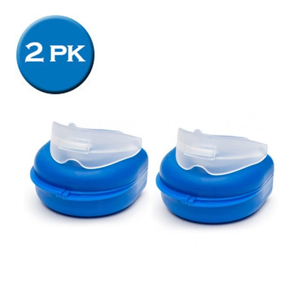 2 Pack - Stop Snoring Mouth Guard
