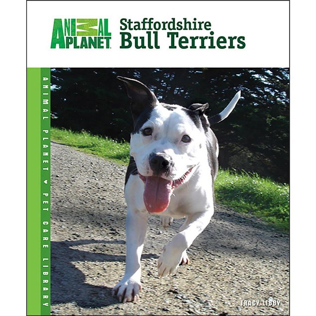 Animal Planet Staffordshire Bull Terriers Book, Staffordshire Bull Terrier