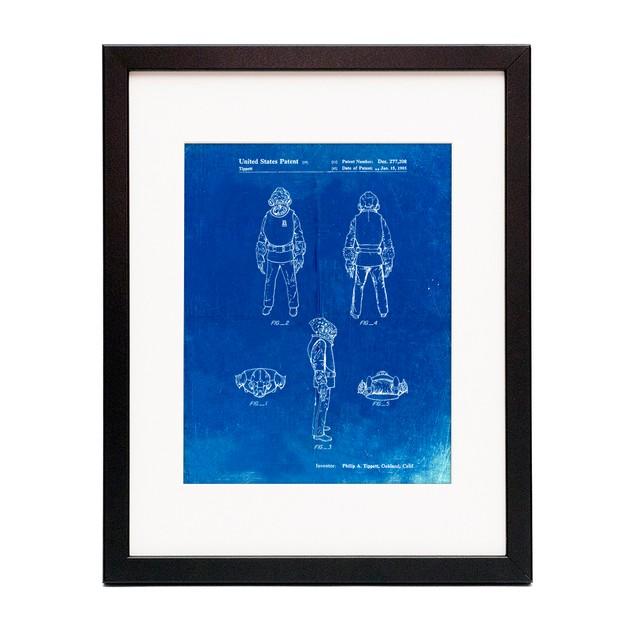Star Wars Admiral Ackbar Patent Poster