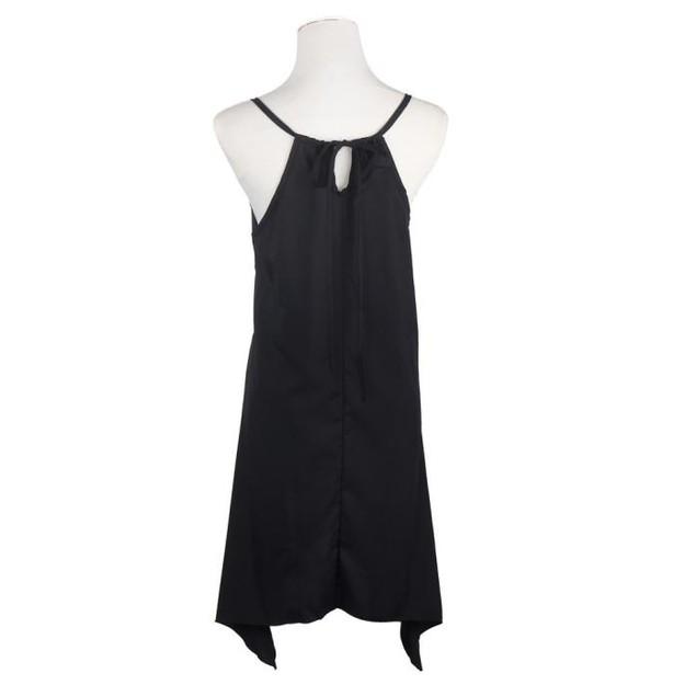 Boho Women Sleeveless Party Summer Beach Short Mini Dress
