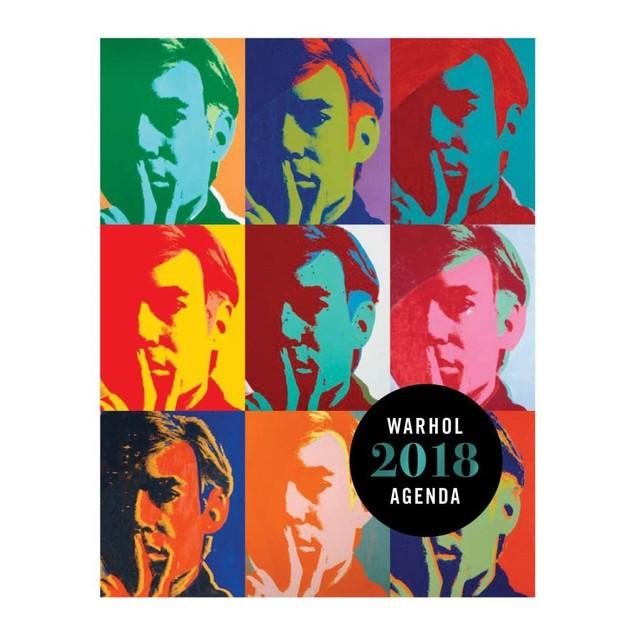 Andy Warhol Engagement, Modern   Pop Art by Calendars
