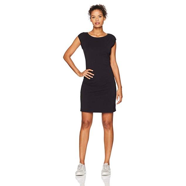 LOLE Women's Luisa Dress, Black, Large