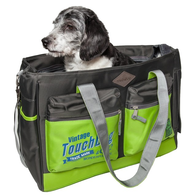 Touchdog Active-Purse Water Resistant Dog Carrier