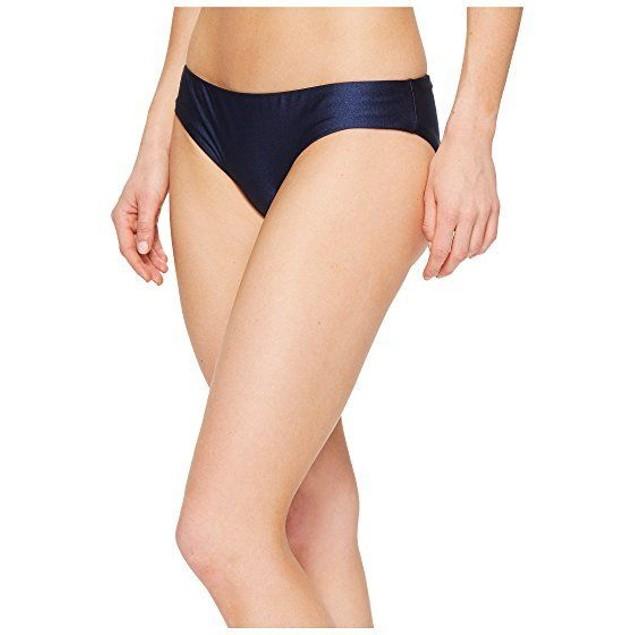 Becca by Rebecca Virtue Women's Reversible Hipster Bikini Bottom Indig