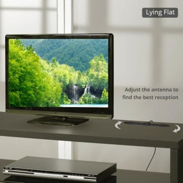 ANTOP AT-140 Indoor Digital HDTV Antenna with 25 Mile Range - UHF