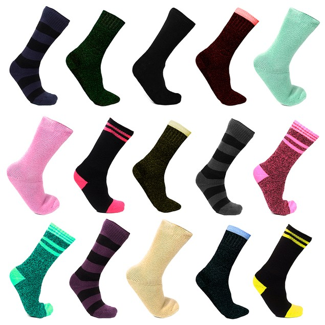 6-Pair Mystery Deal: Women's Mega Thermo Thermal Socks