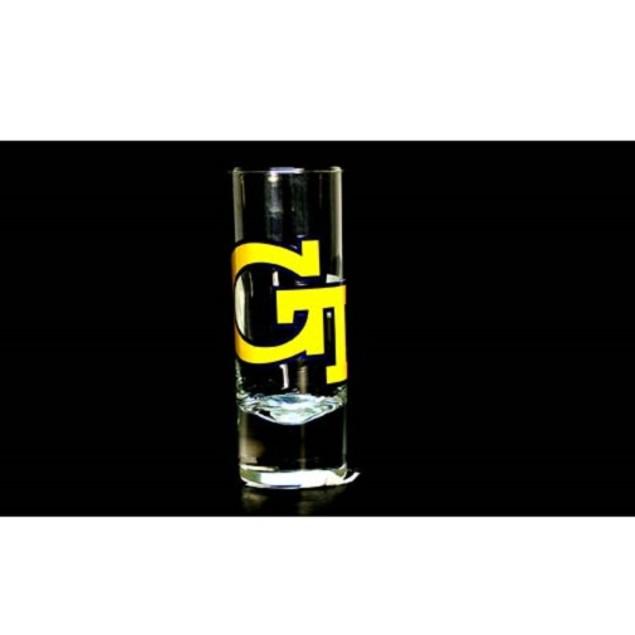 "Georgia Tech Yellow Jackets NCAA ""Hype"" Tall Shot Glass"