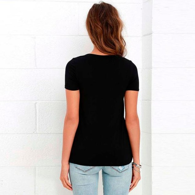 Fashion Women's Loose Pullover T Shirt