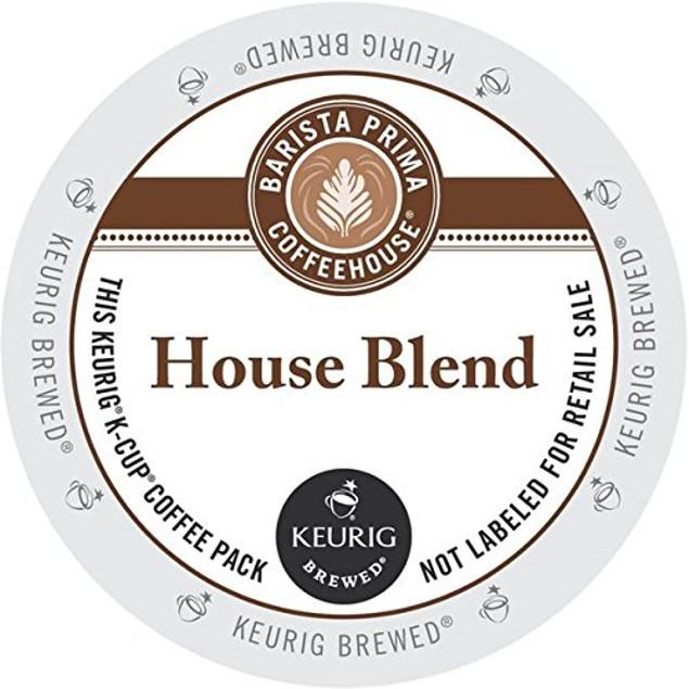 Green Mountain Coffee Barista Prima House 96 count