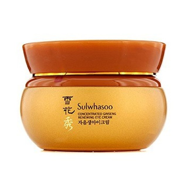 Sulwhasoo Concentrated Ginseng Renewing Eye Cream (manufacture Date: