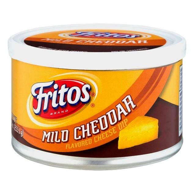 Fritos Original Mild Cheddar Dip 3 Pack
