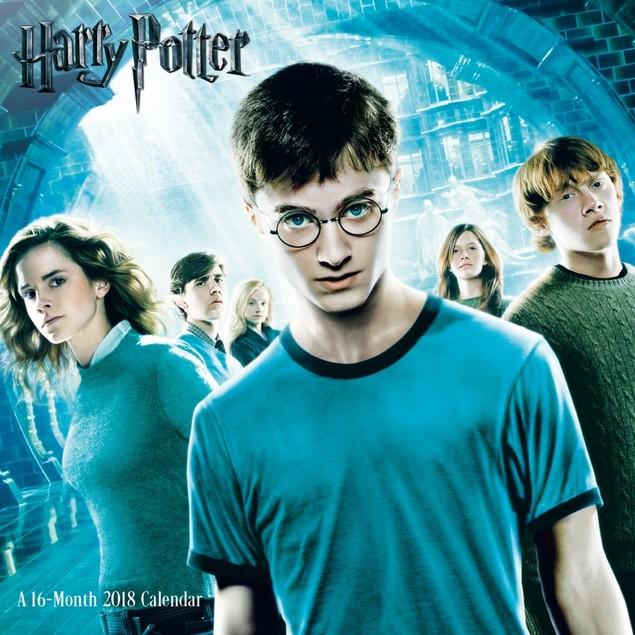 Harry Potter Wall Calendar, Fantasy Movies by Calendars