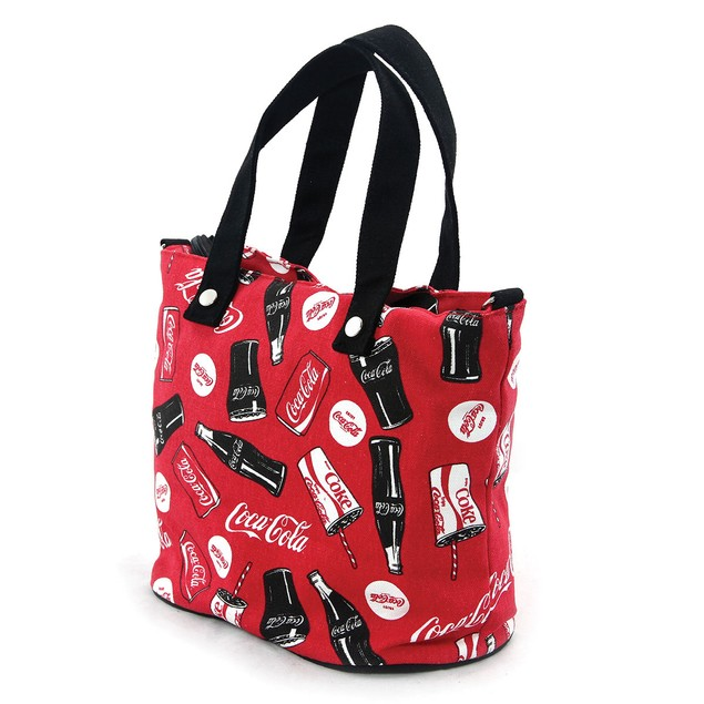 Coca-Cola Drinks Red Canvas Crossbody Bag With Womens Cross Body Bags